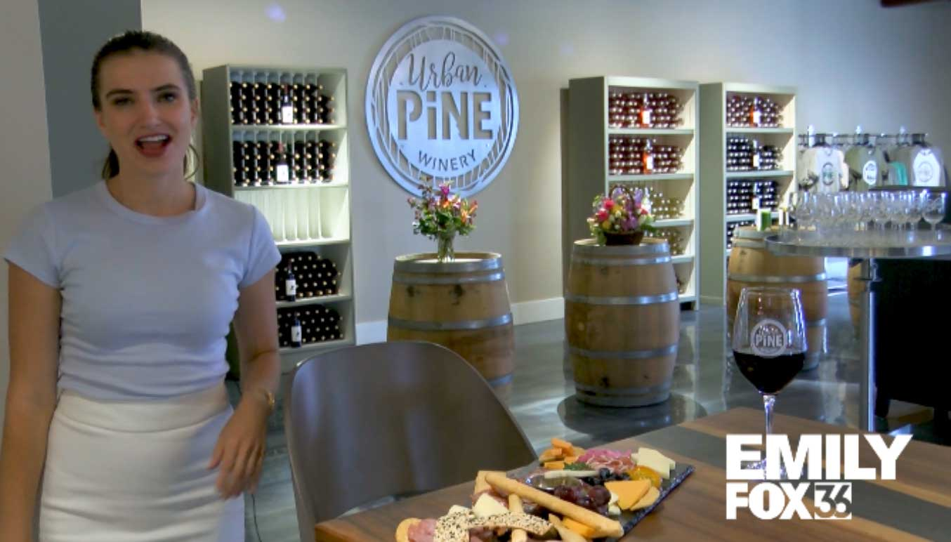 """Featured image for """"Urban Pine Winery!"""""""